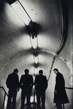 Anton Corbijn Joy Division. London (1979)