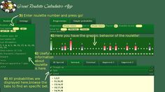 ImproveYourBet #Roulette calculator