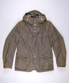 Barbour Tokito at Weavers Door | Barbour | Barbour ToKiTo | Beacon Heritage Collection | Outerwear | Coats & Jackets | Sports Jacket | Olive | £399.00