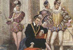 Gay Influence: Henri III of France
