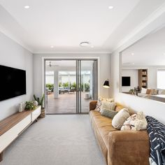 Urban Interior Design, Mcdonald Jones Homes, Home Theater, Wood And Metal, Old And New, Contemporary, Modern, House Tours, Floors