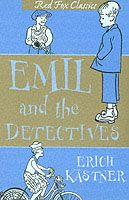 Emil And The Detectives by Erich Kastner   First of all, here is Emil himself. He is wearing his dark blue Sunday suit. He is not keen about it.  One of my favorite books growing up.