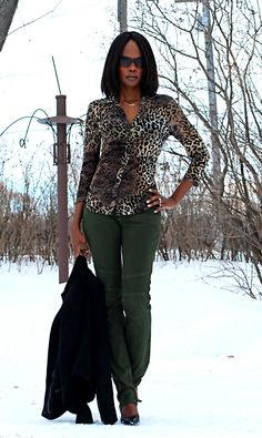 New outfit post up on the blog www.stylemydreams.wordpress.com #ootd #wiw #animalprint #outfitsharing