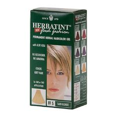 Herbatint Permanent Herbal Haircolor Gel, Flash Fashion Sand Blonde 4.5 oz (135 ml) -- You can get more details by clicking on the image.