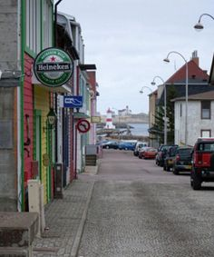 St. Pierre Street, Miquelon, France in the N. Atlantic, off of the coast of Canada