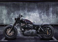 Wild Bunch Industries Custom Harley Davidson Dyna Fat Bob