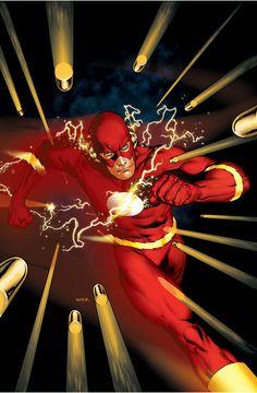 The Flash #2 variant by Ryan Sook