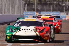 The perfect debut for and the Ferrari of Squadra Corse, in GTA class. Ferrari 488, Cool Cars, Vehicles, Corse, Car, Vehicle, Tools