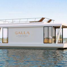 Ein Hausboot, River Yachts in Berlin mieten oder kaufen und die Zeit genießen!