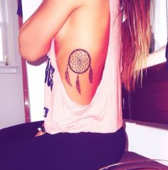 Dream on. #InkedMagazine #dreamcatcher #tattoo #tattoos #Inked #art