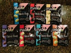 Trendy Snacks and a Recipe for Olive Bread ~ Trendy Mom Reviews