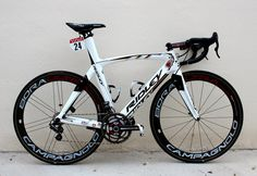 #TourdeFrance 2013, Andre Greipel's #Ridley Noah FAST - Ridley prepared this custom Ridley Noah FAST for Andre Greipel in the days leading up to the 2013 Tour de France