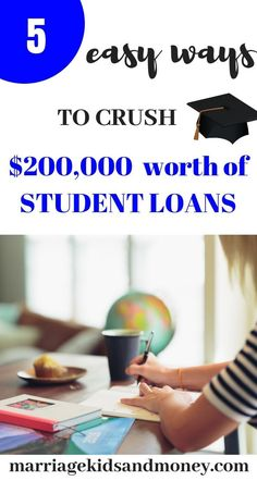 How to pay off student loans. How to handle a mountain of student loans. Debt pa - Mortgage Payoff - Paying off mortgage Tips - How to pay off student loans. How to handle a mountain of student loans. Debt pay off. Drowning in debt. Paying Off Student Loans, Student Loan Debt, Mortgage Tips, Mortgage Payment, Pay Off Mortgage Early, Student Loan Forgiveness, Thing 1, Debt Payoff, Inevitable