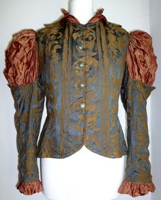 Couture jackets custom made to order. Historical styles in rare and precious fabrics. Silk Taffeta, Silk Brocade, Couture Jackets, Tapestry Fabric, Ocd, Tudor, Refashion, Different Styles, Custom Made