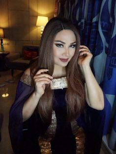 Purple dress for diva Indonesia @titidj