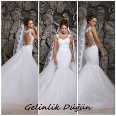 Wedding dresses / gelinlik