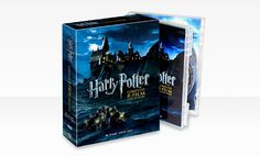 Harry Potter: The Complete Eight-Film Collection DVD Set. Free Shipping and Returns.