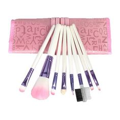 Tech360cc 8 Pcs Nail Art Design Painting Dotting Draw Pen Brush Tool Set >>> Check out this great product.