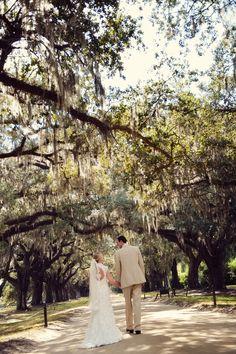 Charleston, SC Wedding Photographer  www.sallyfreshour.com  Boone Hall Plantation  Bridals, Bride and Groom, Portraits