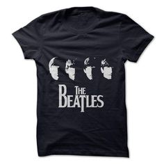 THE BEATLES T-SHIRT - #gifts for boyfriend #gift for kids. WANT IT => https://www.sunfrog.com/Music/THE-BEATLES-T-SHIRT-ladies.html?68278