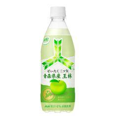Food Science Japan: Asahi Mitsuya Cider Aomori Apple