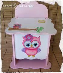pañaleras en mdf pintadas - Buscar con Google Wood Crafts, Diy And Crafts, Decoupage, Owl Ring, Baby Shawer, Kids Wardrobe, Clever Diy, Games For Kids, Ideas Para