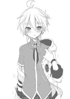 Cool Anime Guys, Cute Anime Boy, Awesome Anime, Anime Boys, Manga Anime, Anime Art, Vocaloid Len, Kaito, Rc Lens