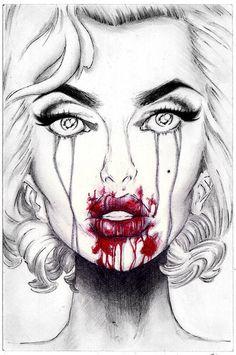 Bloody Fragile by OriginalNick on deviantART