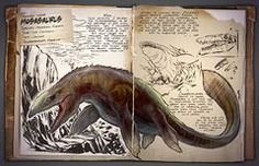 Dino Dossiers - Official ARK: Survival Evolved Wiki