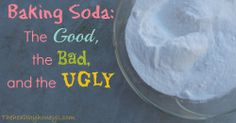 Not all baking soda is created equal. ~The Healthy Honeys