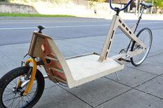Plywood cargo bike-16 by BikePortland.org, via Flickr