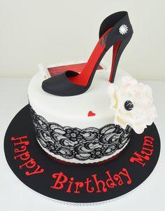 pinterest handmade gifts high heel centerpiece   716px