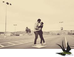 Orange County High School Sweethearts Engagement Session with Adel & Nicole
