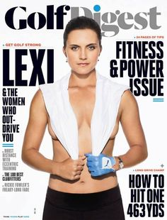 Golf Magazine Cover Golf Digest Cover, Lexi Thompson, Rickie Fowler, Michelle Wie, Golf Magazine, Golf Instruction, Golf Exercises, Perfect Golf, Golf Player