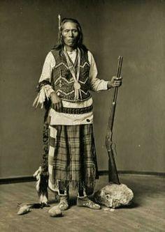 Crow Blanket - Nez Perce - 1909
