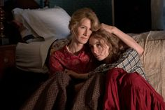 Laura Dern and Saoirse Ronan in Little Women Actors Male, Black Actors, Cute Actors, Actors & Actresses, Recent Movies, She Girl, Christian Bale, Film Serie, Hollywood Actor