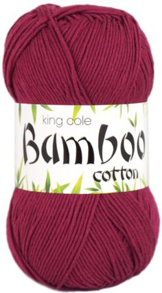 Bamboo Cotton DK | Wool | Yarn Ball - this yarn is a dream to crochet with. Oyster / Cream or Pebble? Order samples