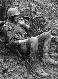 """A tribute to the Vietnam War. """"No event in American history is more misunderstood than the Vietnam."""
