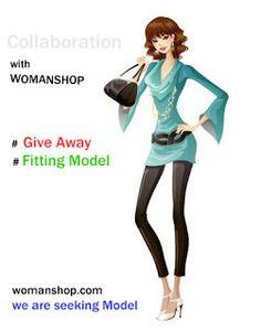 womanshop.com: WOMANSHOP.com is now Seeking Collaboration Fitting...