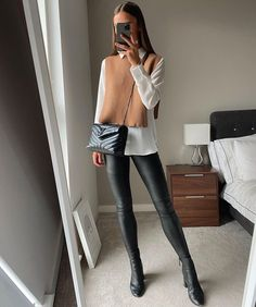 Winter Fashion Outfits, Work Fashion, Autumn Fashion, Fashion Looks, Style Fashion, Mode Outfits, New Outfits, Fall Outfits, Classy Outfits