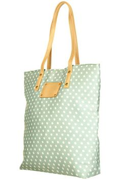 Spot Print / Top Shop #carry #bag