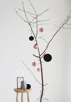 Tannenbaum mal anders ❤ Richtig schicke Idee für Weihnachten l Deko selber machen l DIY Home & Living