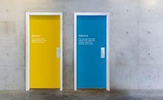 Büromarks #grafica #segnaletica