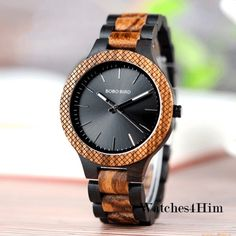 Cool Watches: On Sale BOBO BIRD Wood Watch Men bayan kol saati Quartz Mens Watches with Luminous Hands in Wooden Gifts Box Wooden Gift Boxes, Wooden Gifts, Cool Watches, Watches For Men, Men's Watches, Thing 1, Armani Watches, Wooden Watch, Bands