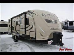 2016 CrossRoads Sunset Trail Super Lite ST290QB Travel Trailer Piqua, OH Paul Sherry RV