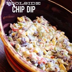 Who doesn't like chip dip!? I haven't met anyone!! I'm always looking for a good recipe to make, and this one doesn't disappoint!! Made this...
