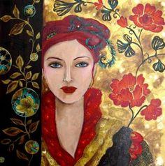Loetitia Pillault, Ardente Zora (100 pieces)