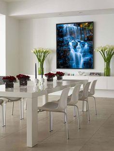 SUPERB DINING ROOM DECORATION IDEAS | Lively Neutrals 3 | www.bocadolobo.com/ #contemporarydesign #contemporarydecor #luxuryfurniture #exclusivedesign #designideas