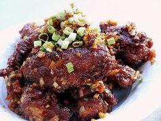Little Corner of Mine: Korean Style Spicy Chicken (韩国辣子鸡)