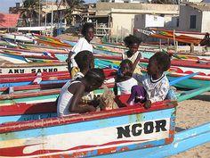 Île de N'Gor - Sénégal. Sur routard.com, retrouvez les meilleures photos de voyage des internautes.